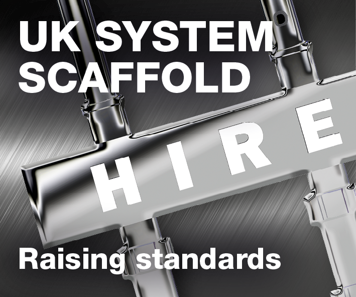 UK System Scaffold Hire