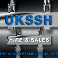 UKSSH UK Systsem Scaffold Hire Logo
