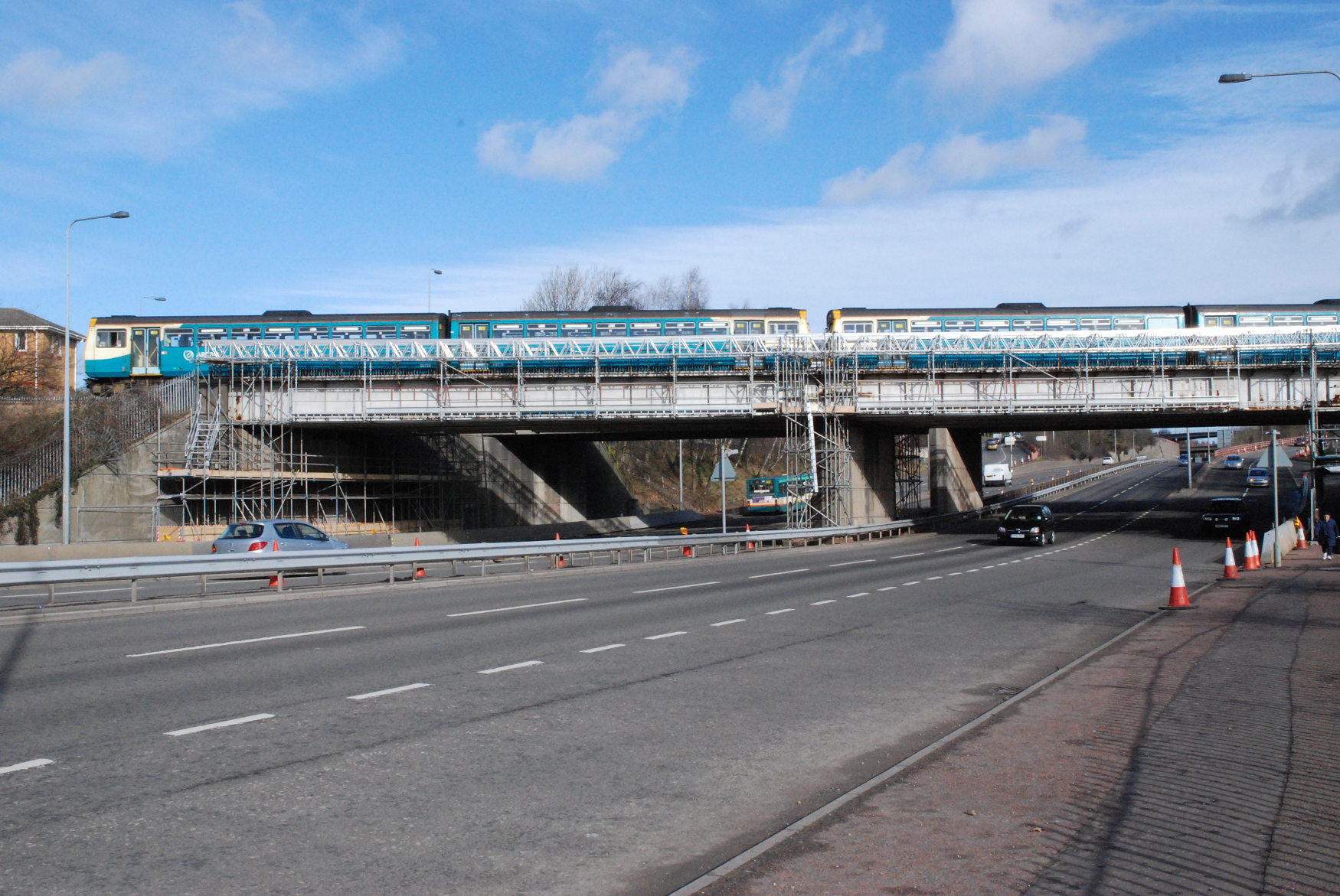Choosing the correct access systems can be crucial to the success of rail and road refurbishment projects.